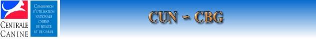 Commission d'Utilisation Nationale Chiens de Berger et Garde (CUN-CBG)