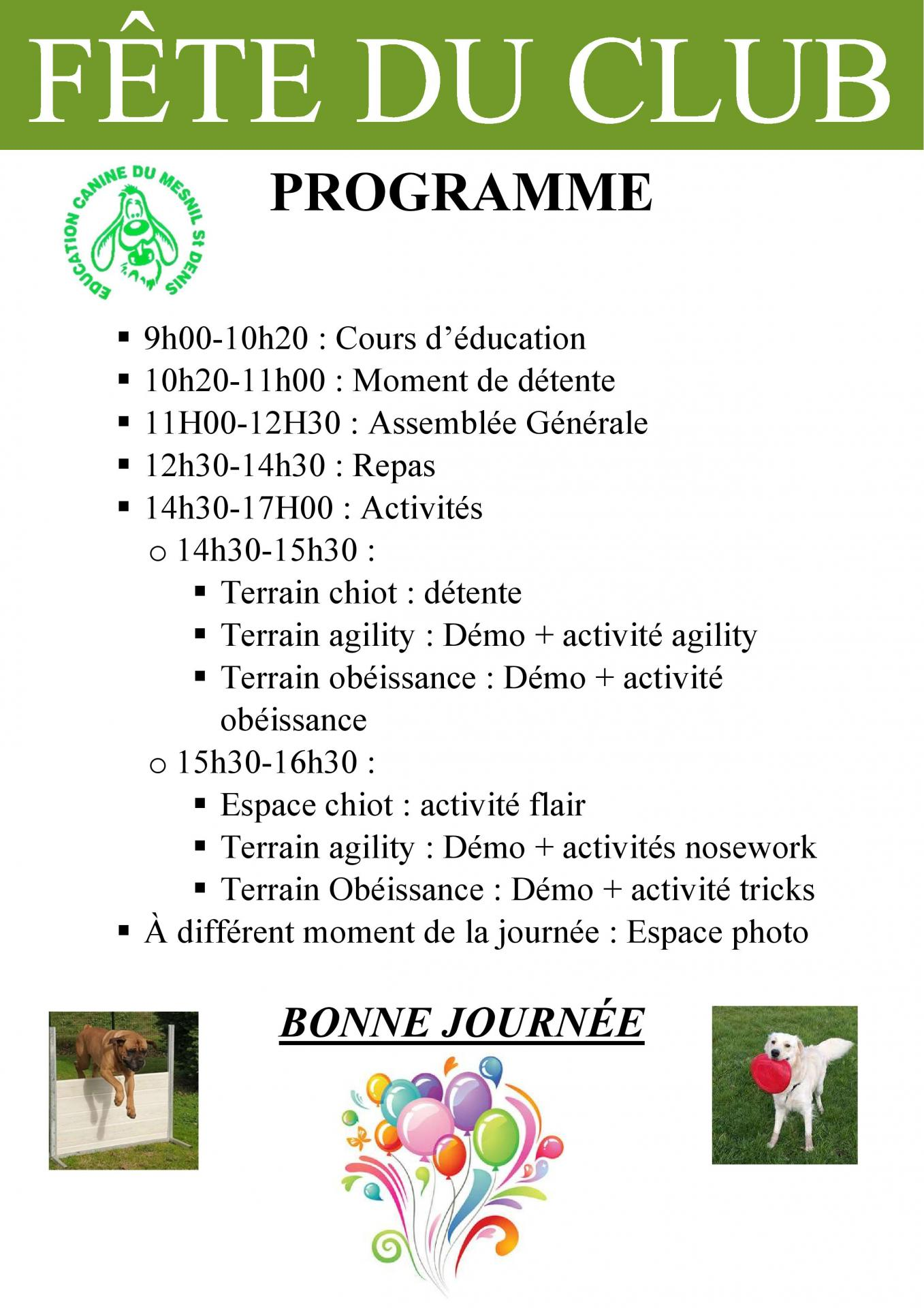 Programme page 001